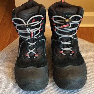 Columbia Boys Waterproof Boots
